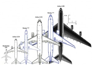 aircraft comparisons