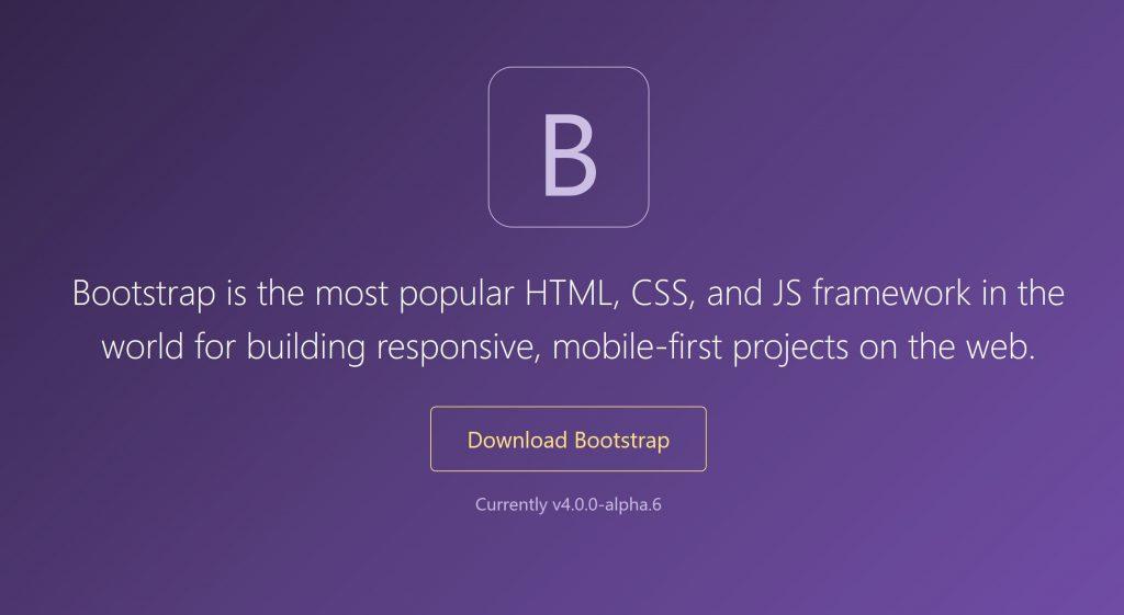 bootstrap 4 Alpha.6