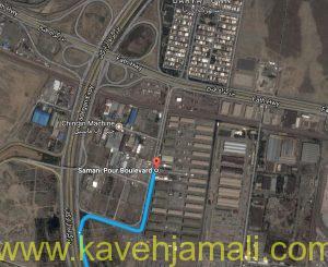 آدرس گمرک تهران