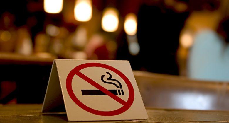 non-smoking cafes