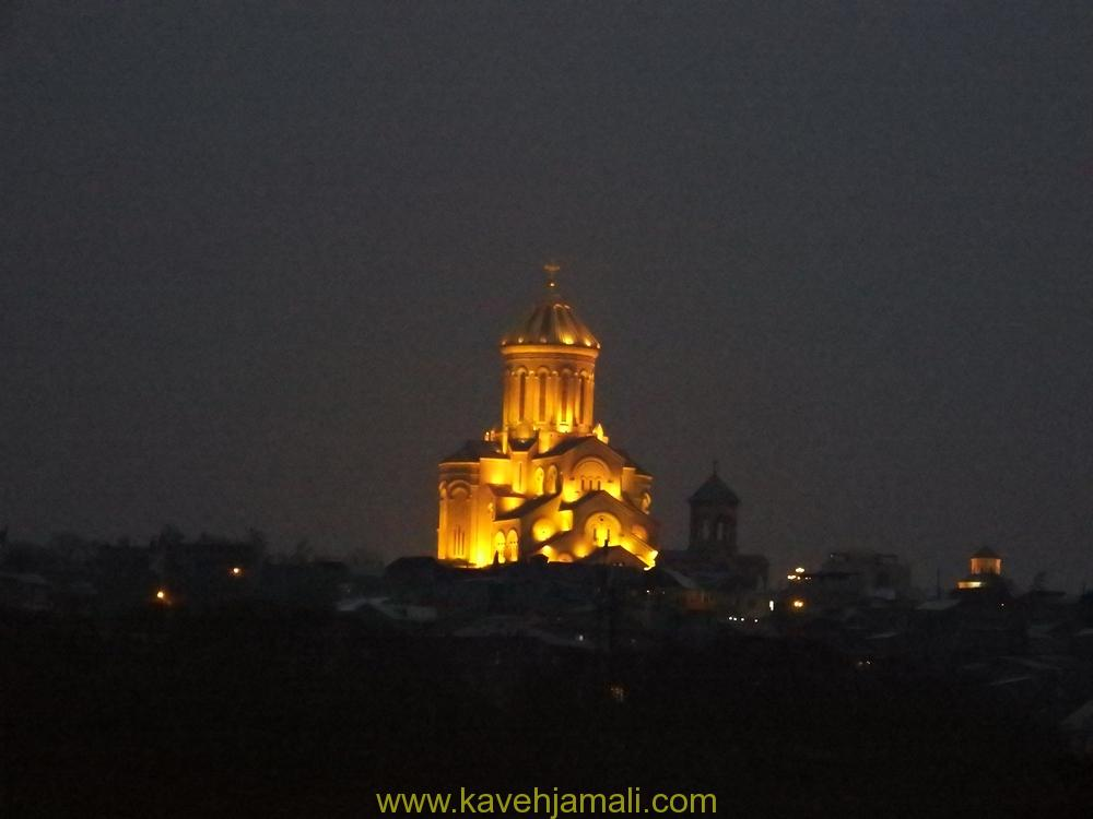 tbilisi-church-night